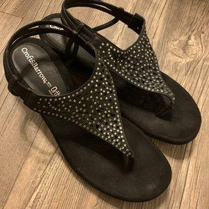 Croft & Barrow with Ortholite Sandals